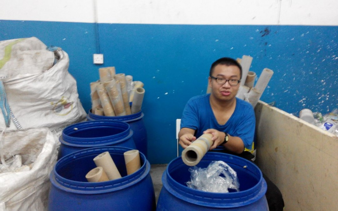 Recycling Sorting 环保分类